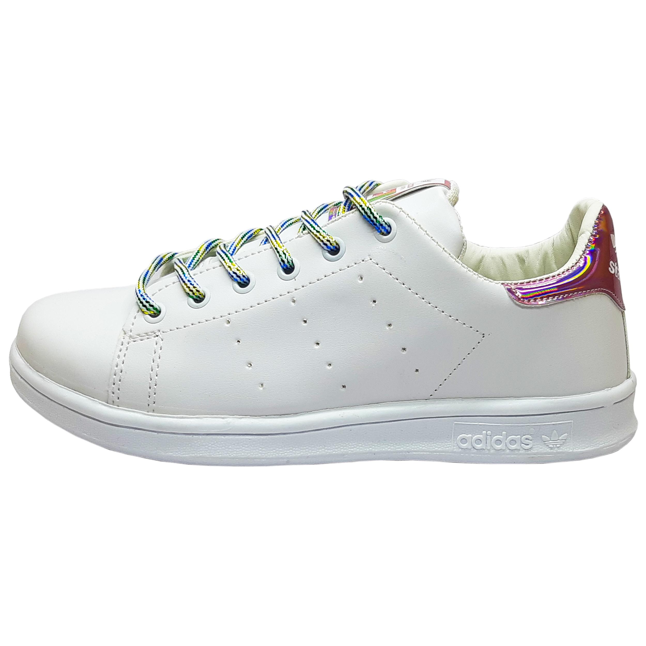 کفش راحتی زنانه مدل استن اسمیت کد 3233