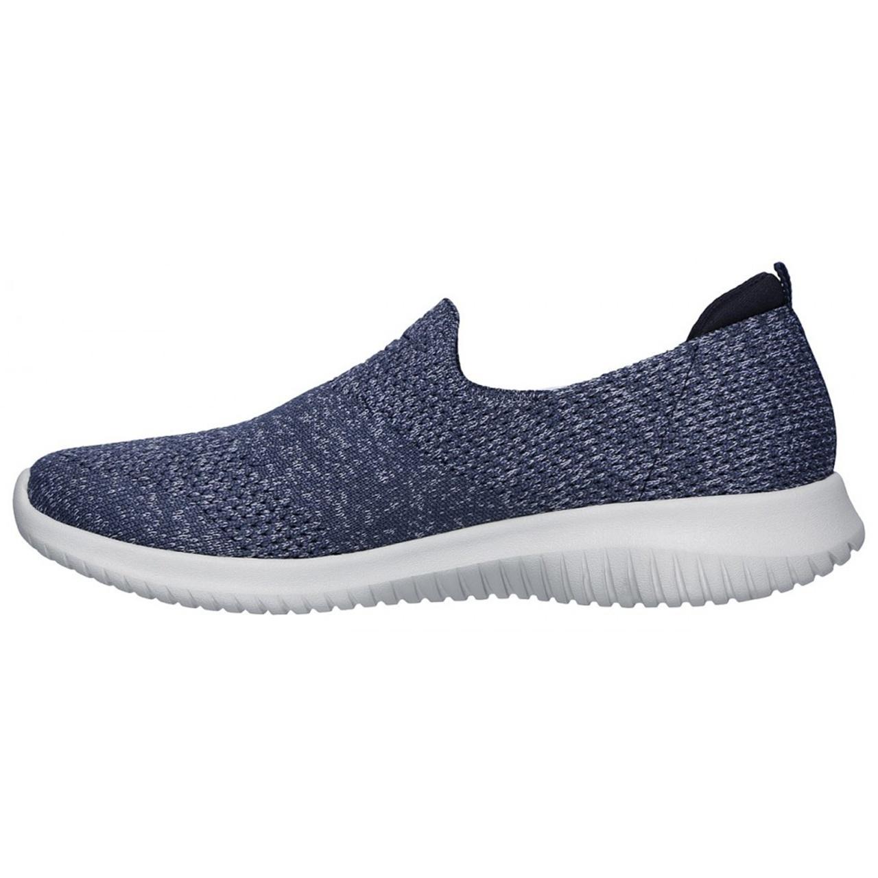 کفش مخصوص پیاده روی زنانه اسکچرز مدل MIRACLE 13106 NVY