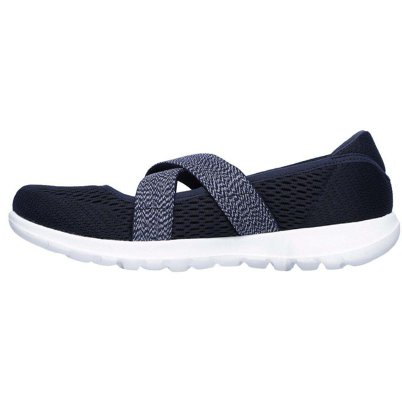 کفش مخصوص پیاده روی زنانه اسکچرز مدل  MIRACLE 15407 NVW
