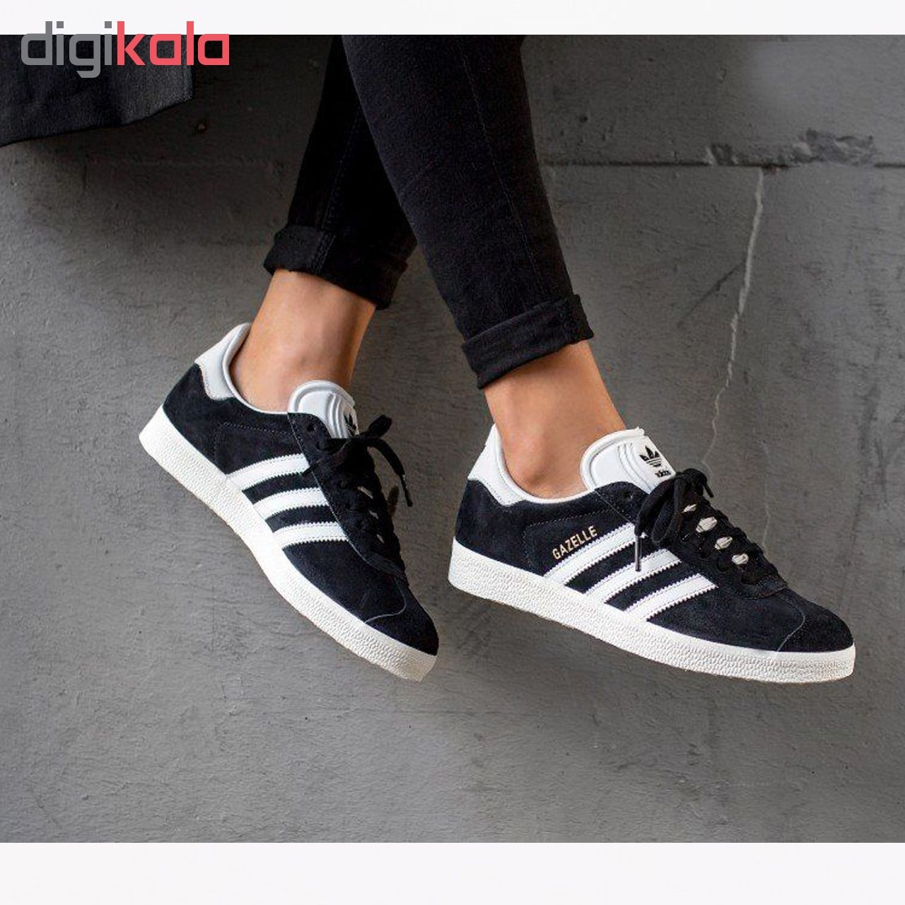 کفش راحتی نه آدیداس مدل GAZELLE کد 690-836654