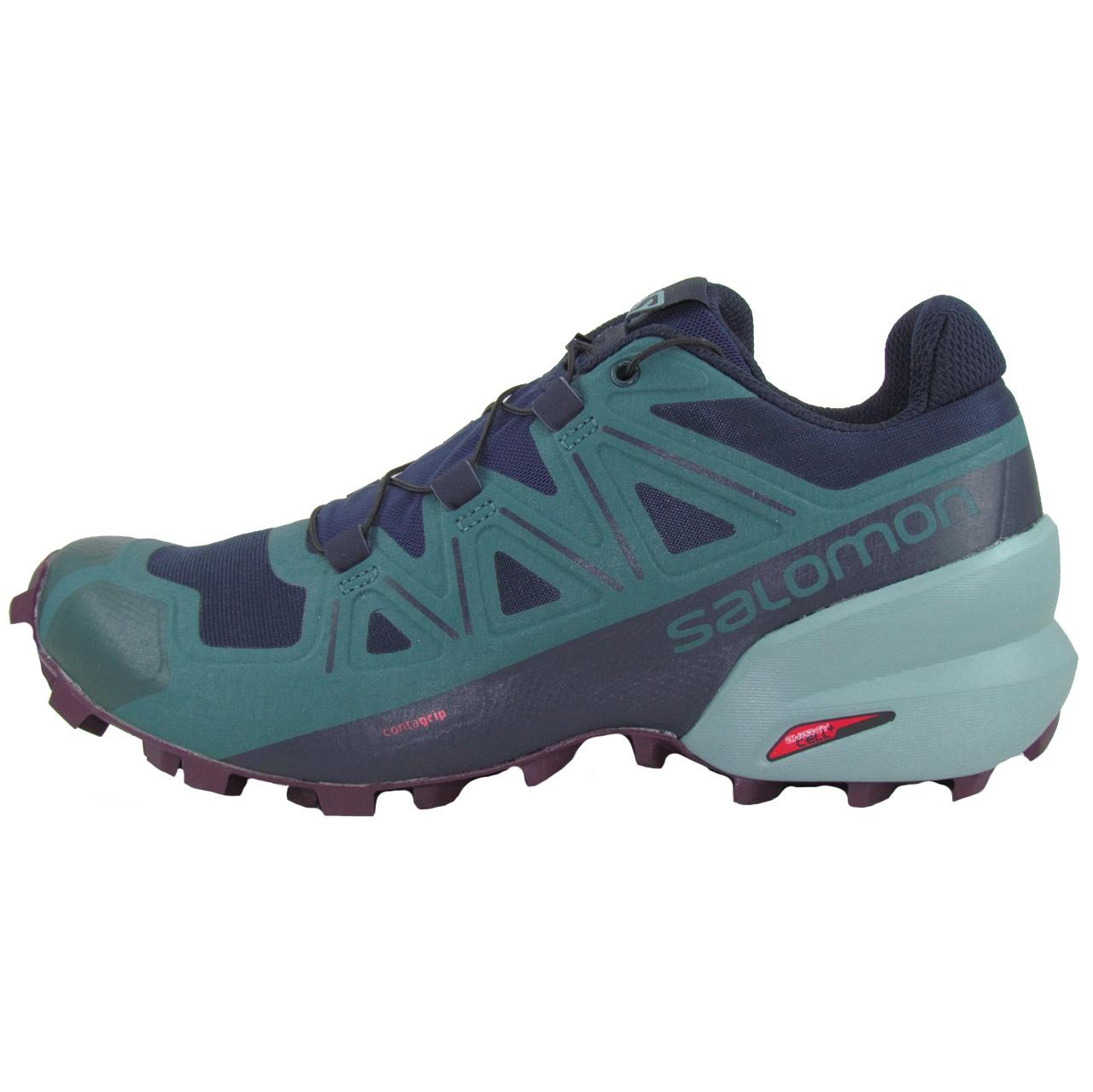 کفش مخصوص پیاده روی زنانه سالومون مدل 406851 MIRACLE