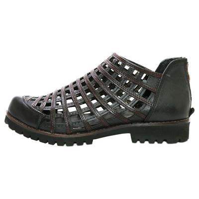 تصویر کفش زنانه ماهین چرم کد 383