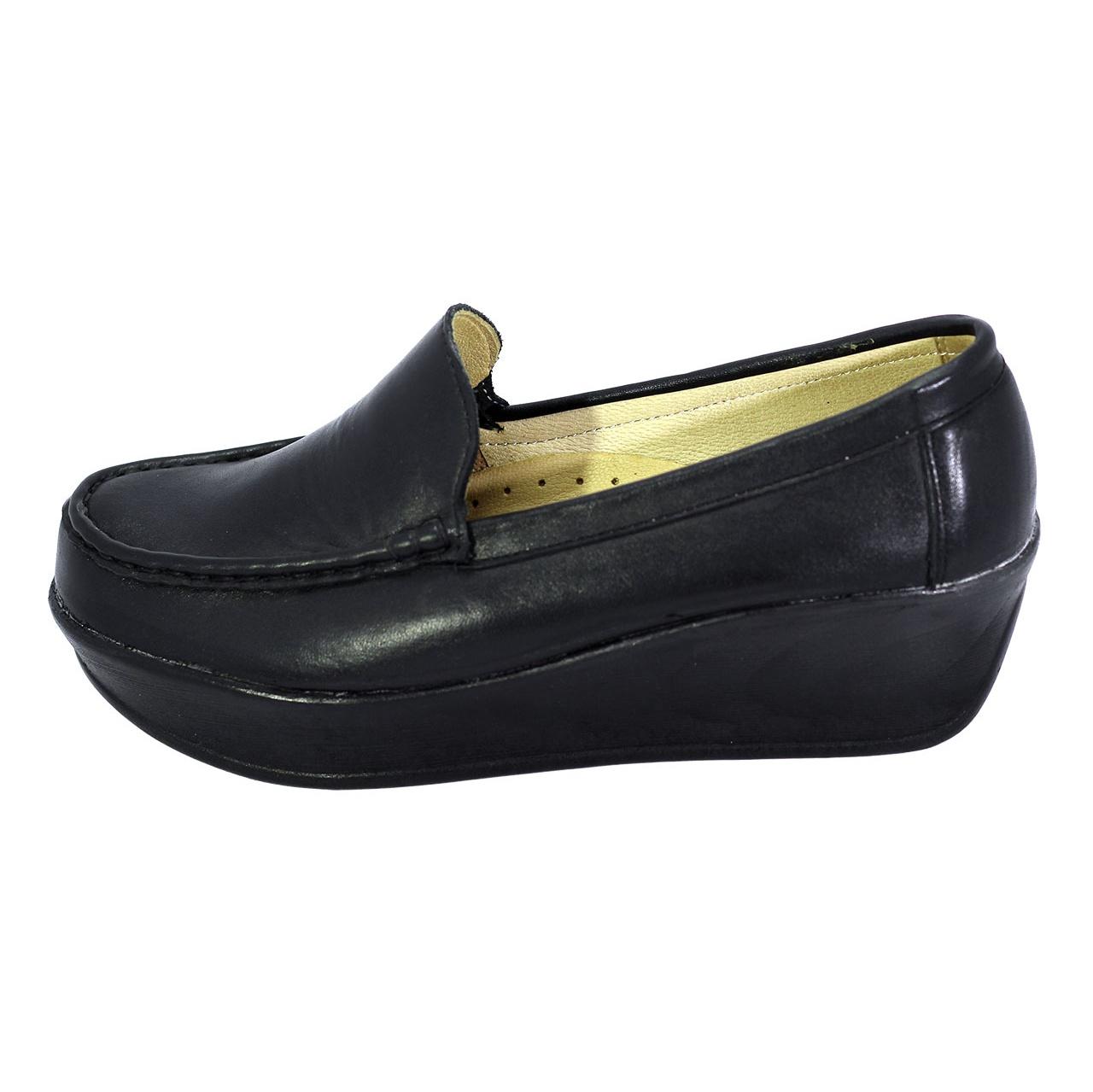 کفش طبی زنانه شهرام طب مدل 106 کد 9
