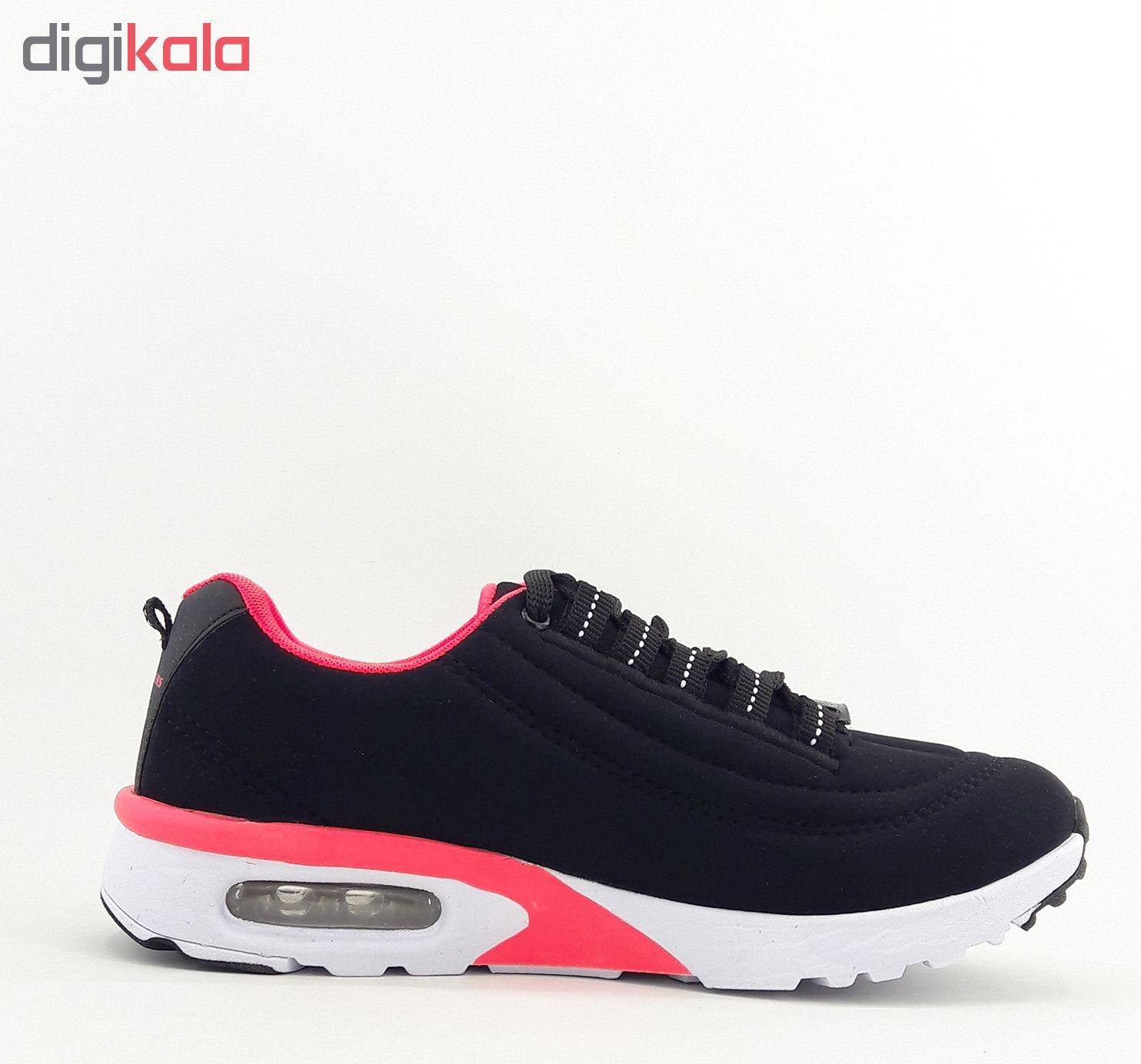 کفش راحتی زنانه مدل S.elite.jvn.bl.pnk-01