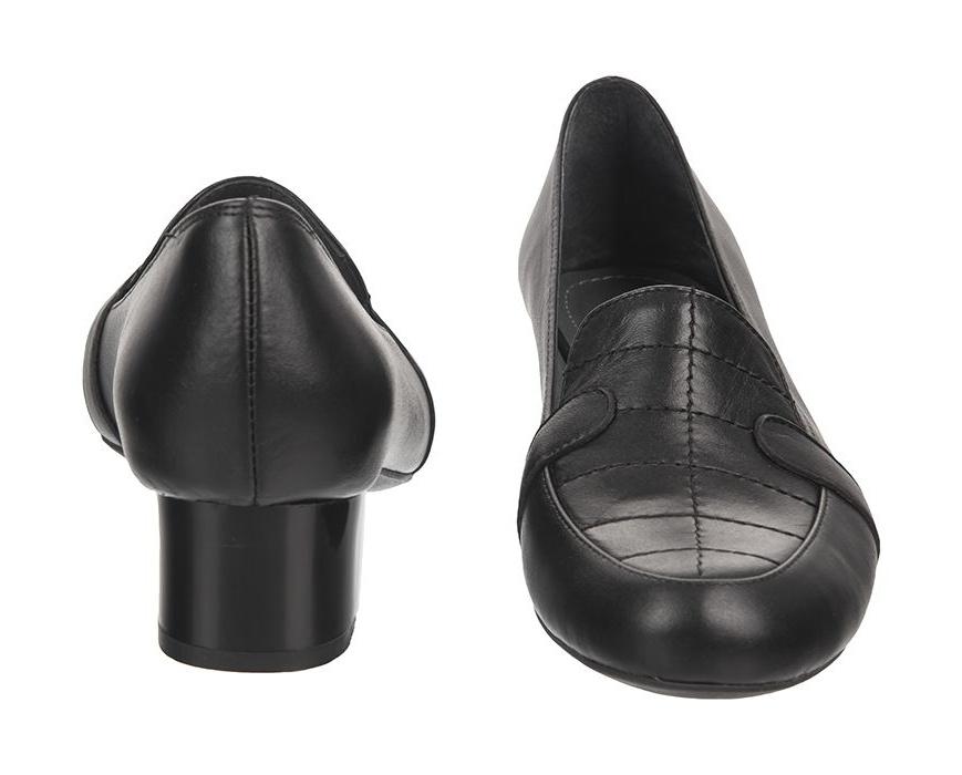 کفش زنانه چرم یاس مدل سانسا کد 0011