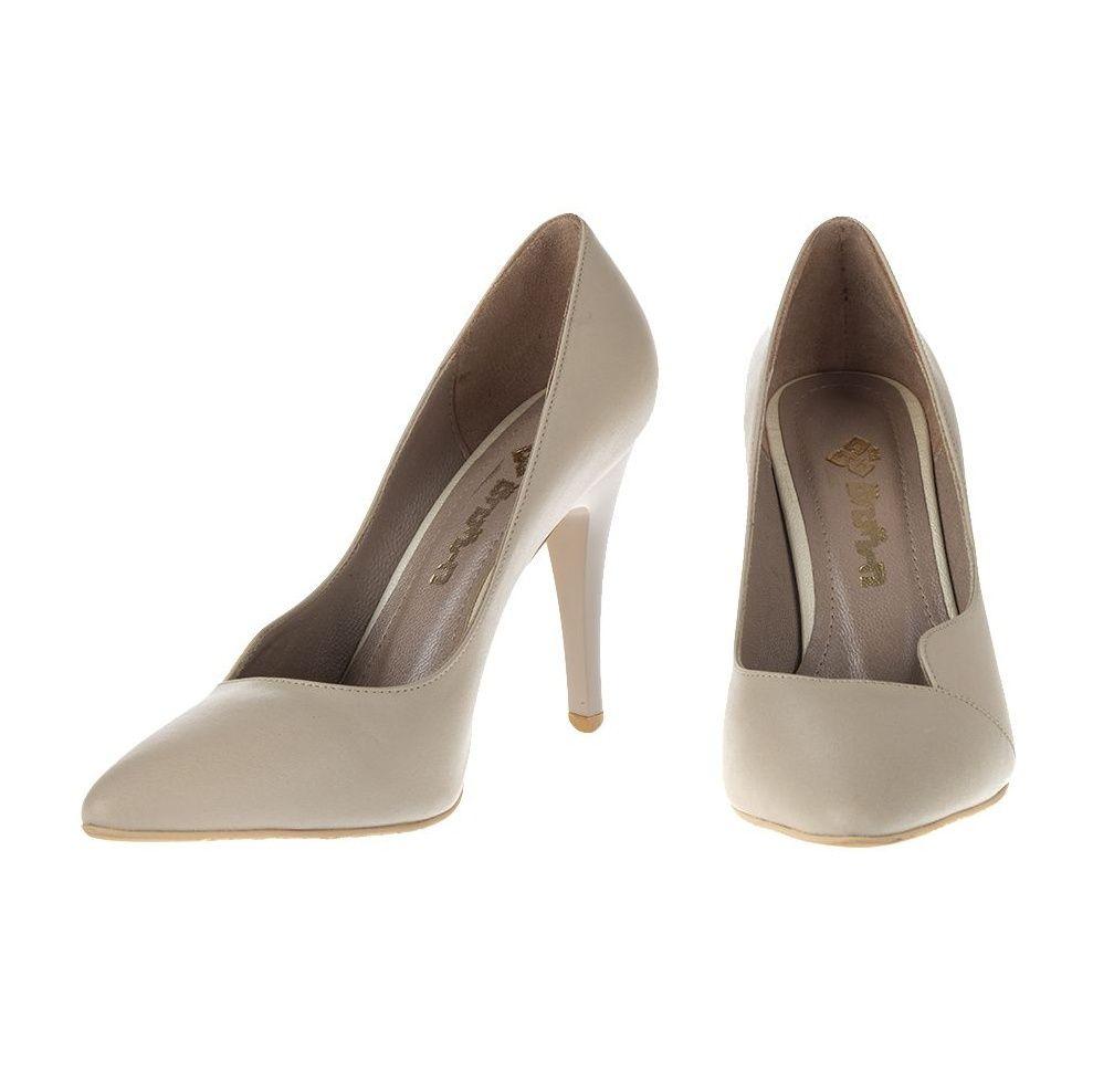 کفش زنانه چرم یاس مدل D95 main 1 1