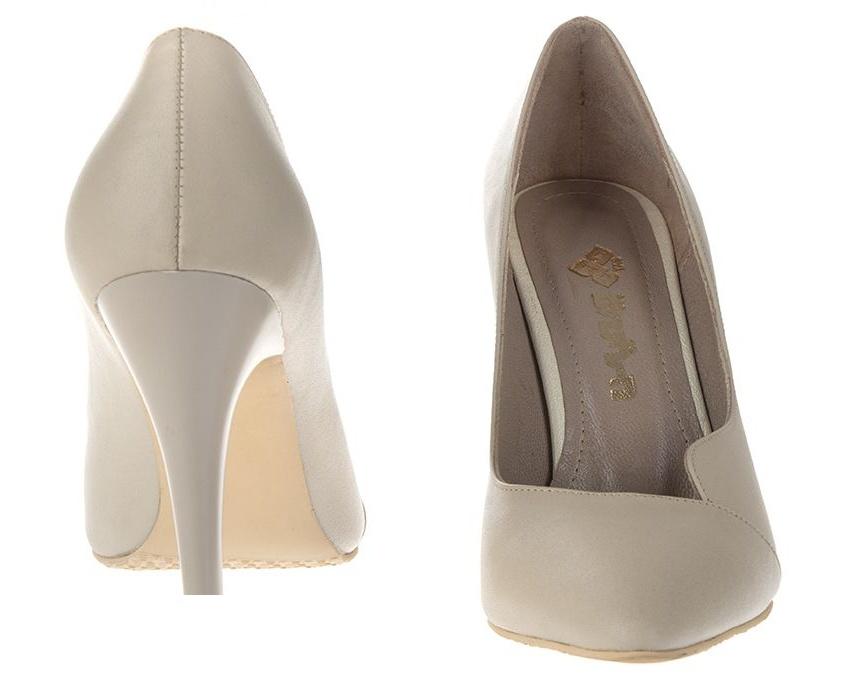 کفش زنانه چرم یاس مدل D95 main 1 2