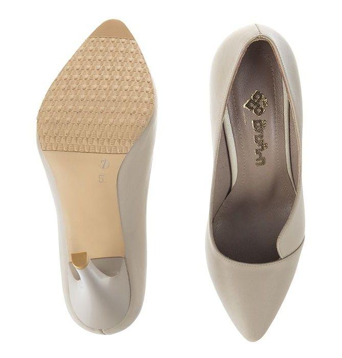 کفش زنانه چرم یاس مدل D95 main 1 3