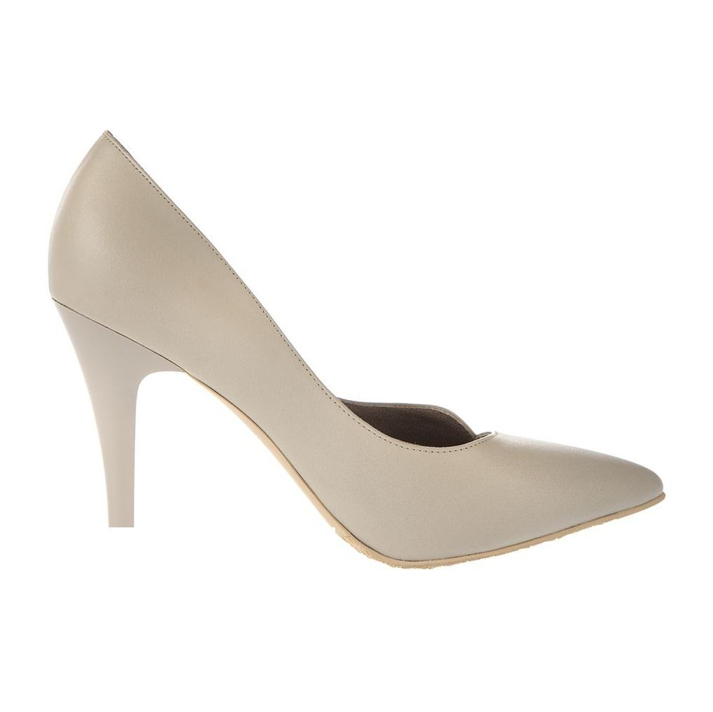 کفش زنانه چرم یاس مدل D95 main 1 4