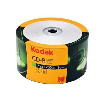 سی دی خام کداک مدل SKU1210150 بسته 50 عددی