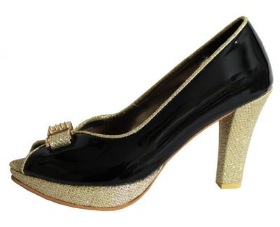 تصویر کفش زنانه کد 760-D