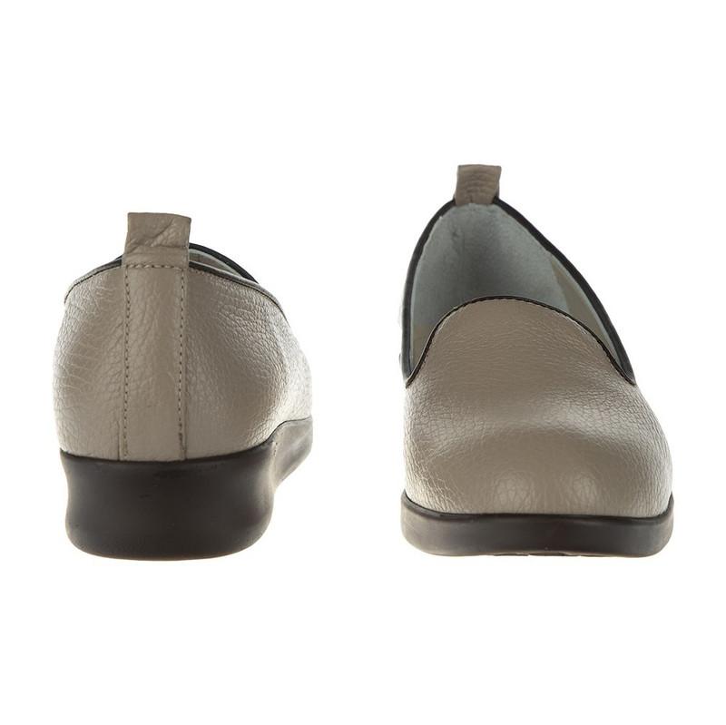 کفش طبی زنانه چرم یاس مدل 153 ک