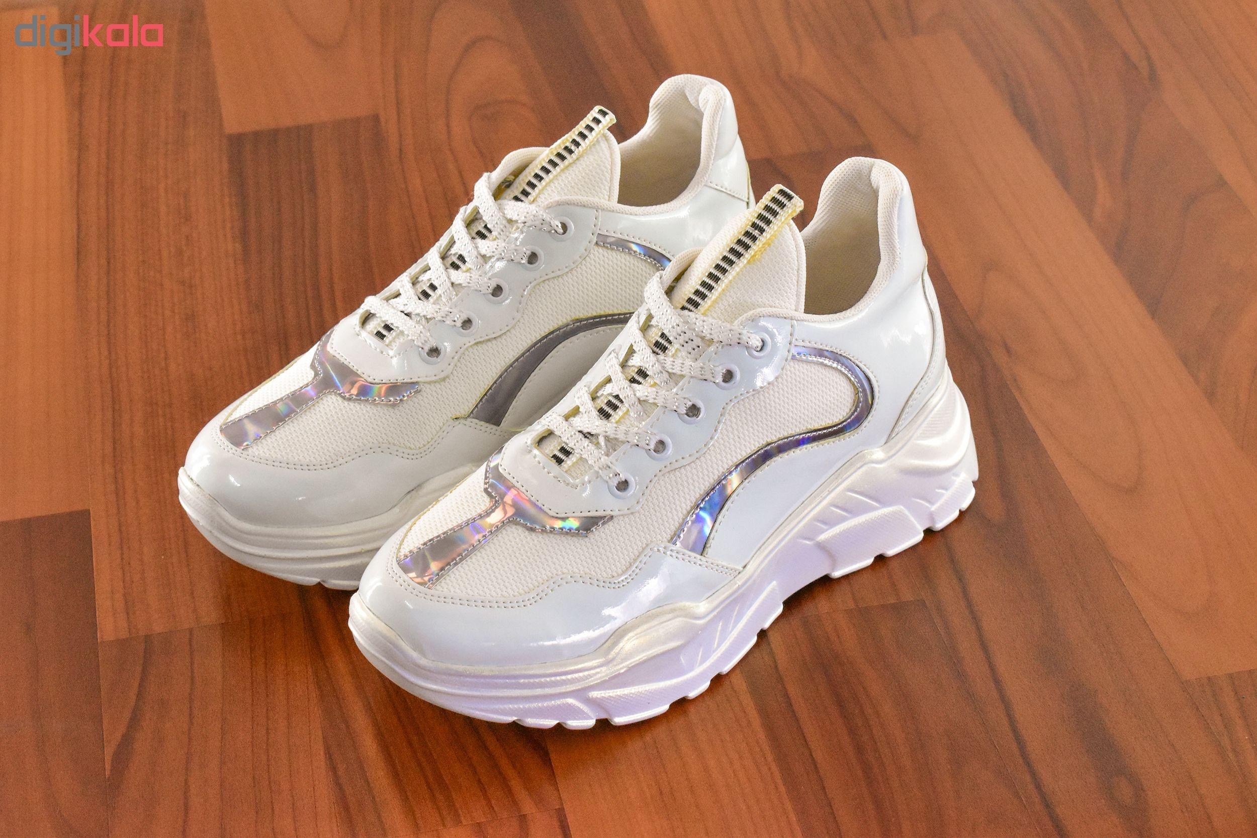 کفش مخصوص پیاده روی زنانه کد 4251