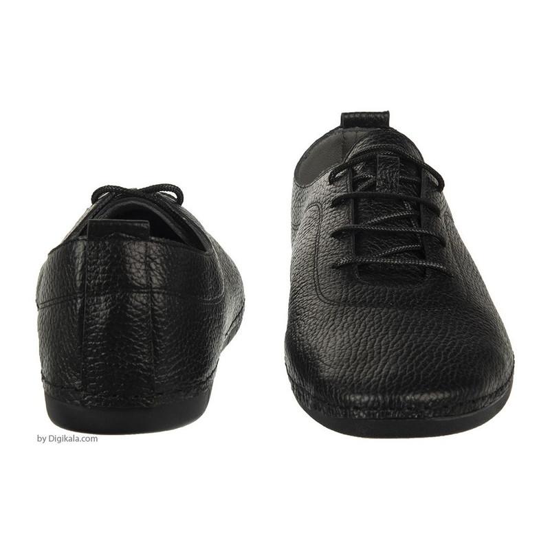 کفش زنانه چرم یاس مدل 007