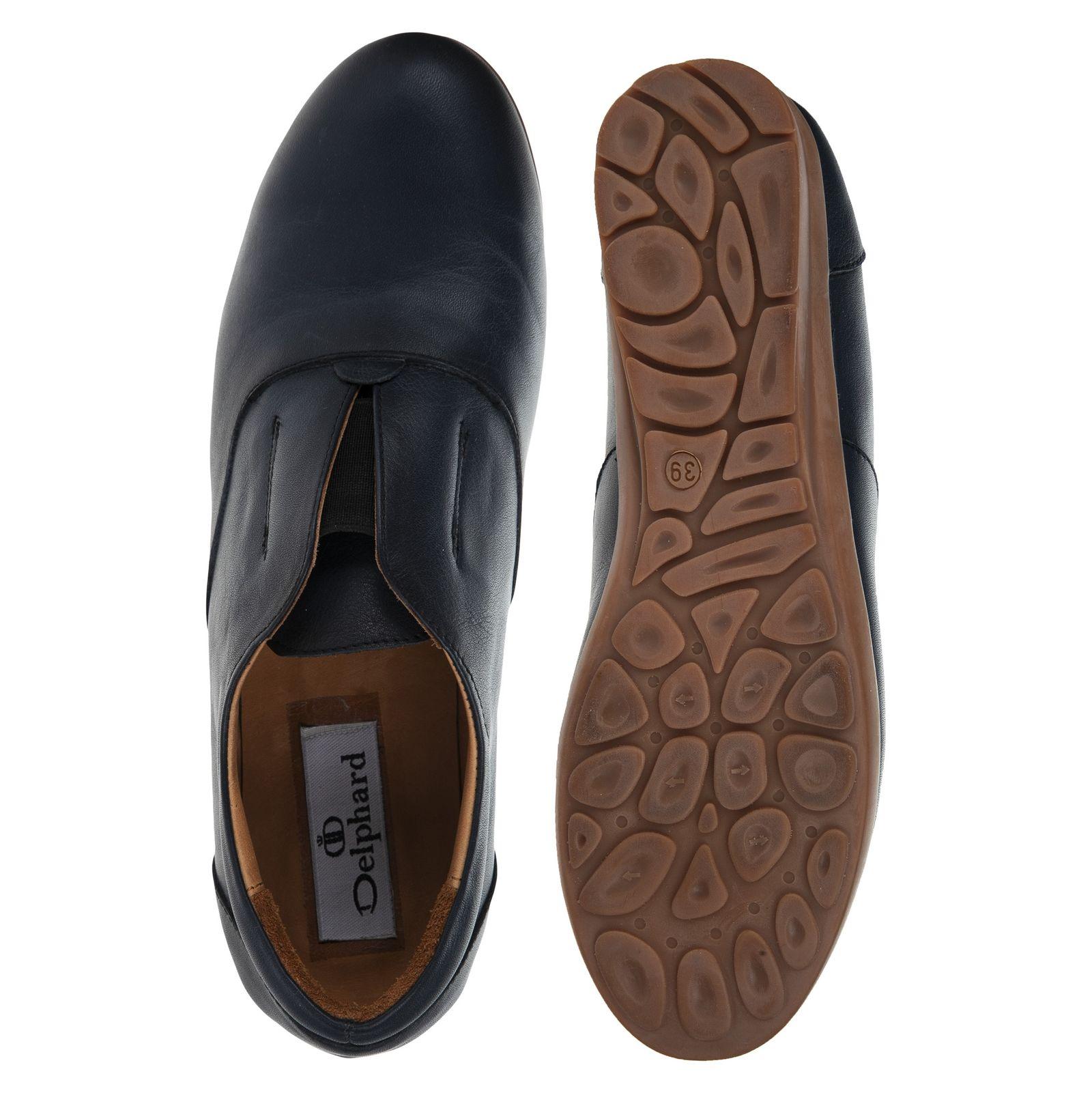 کفش روزمره زنانه دلفارد مدل DL5166A500-103 -  - 5