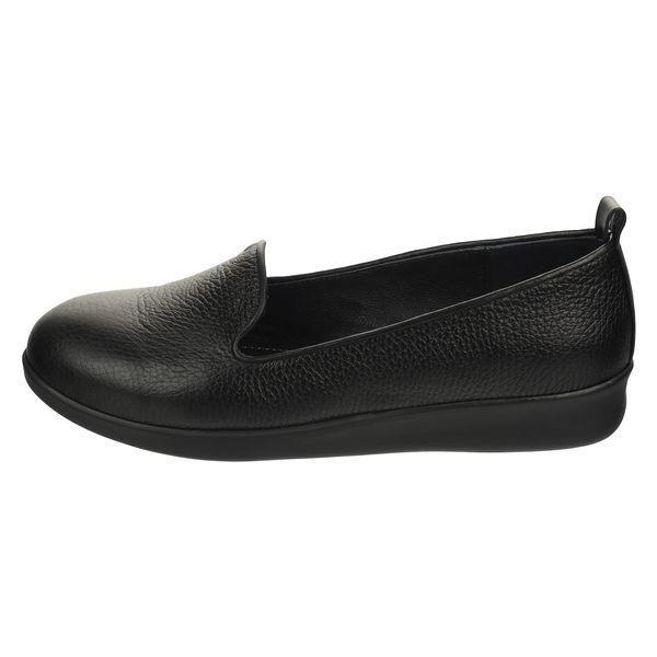 کفش زنانه چرم یاس مدل 153