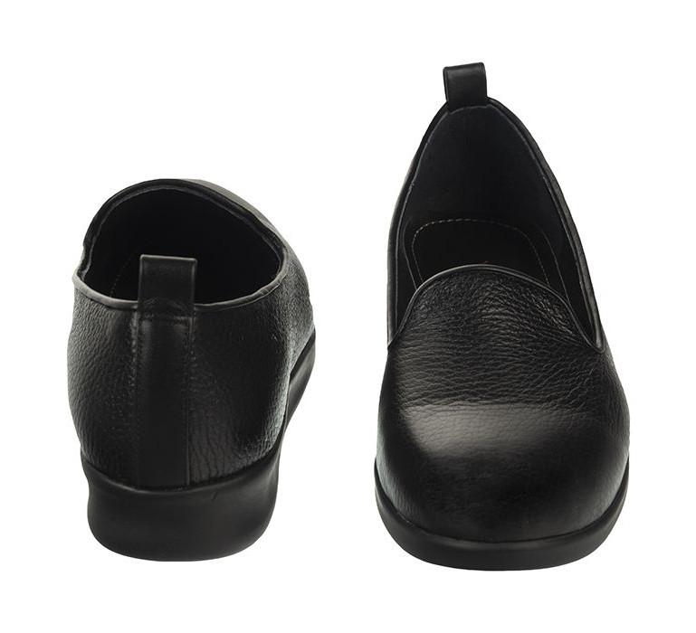 کفش طبی زنانه چرم یاس مدل 153