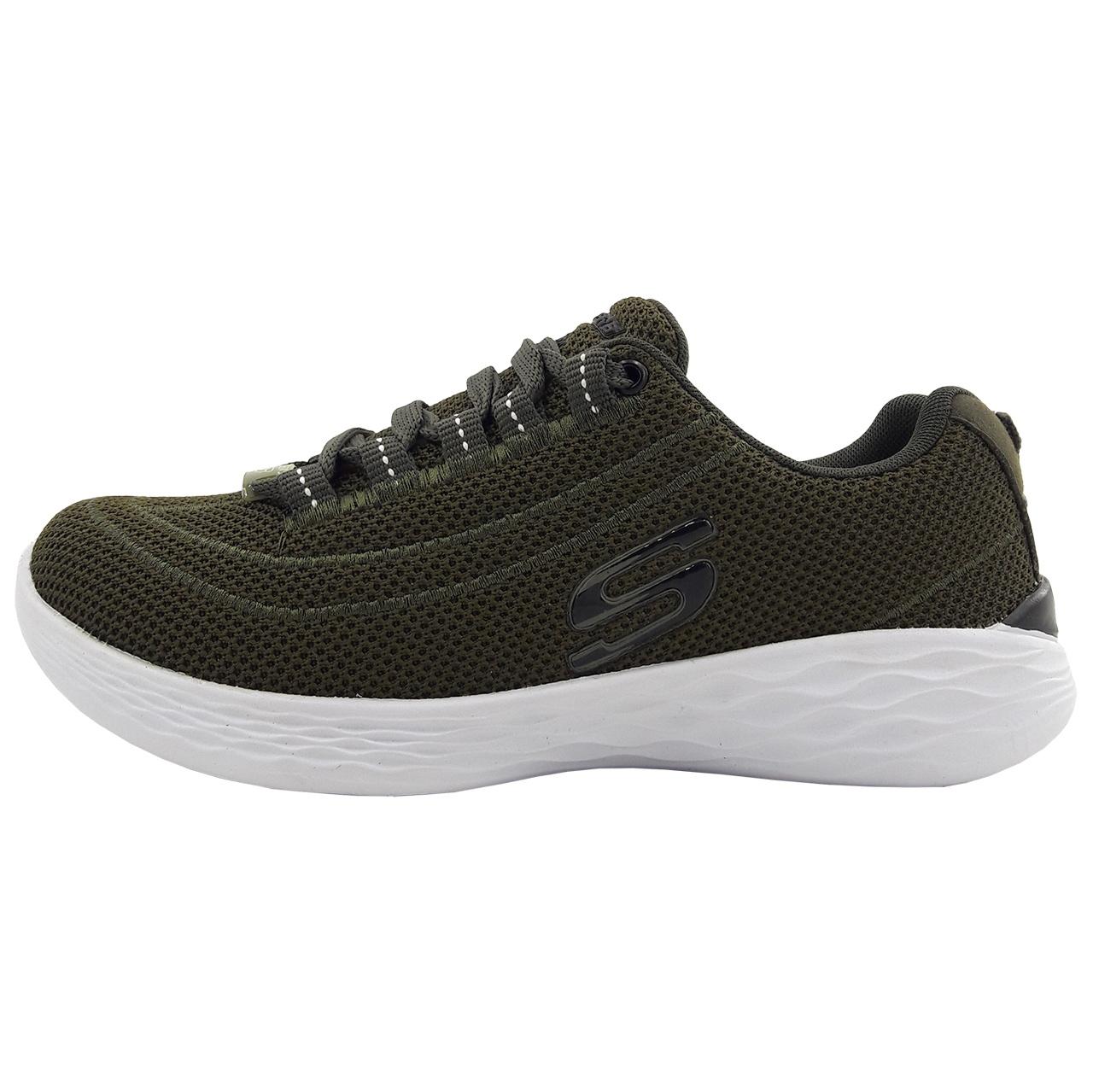 کفش مخصوص پیاده روی زنانه مدل S.you.bft-gre-01