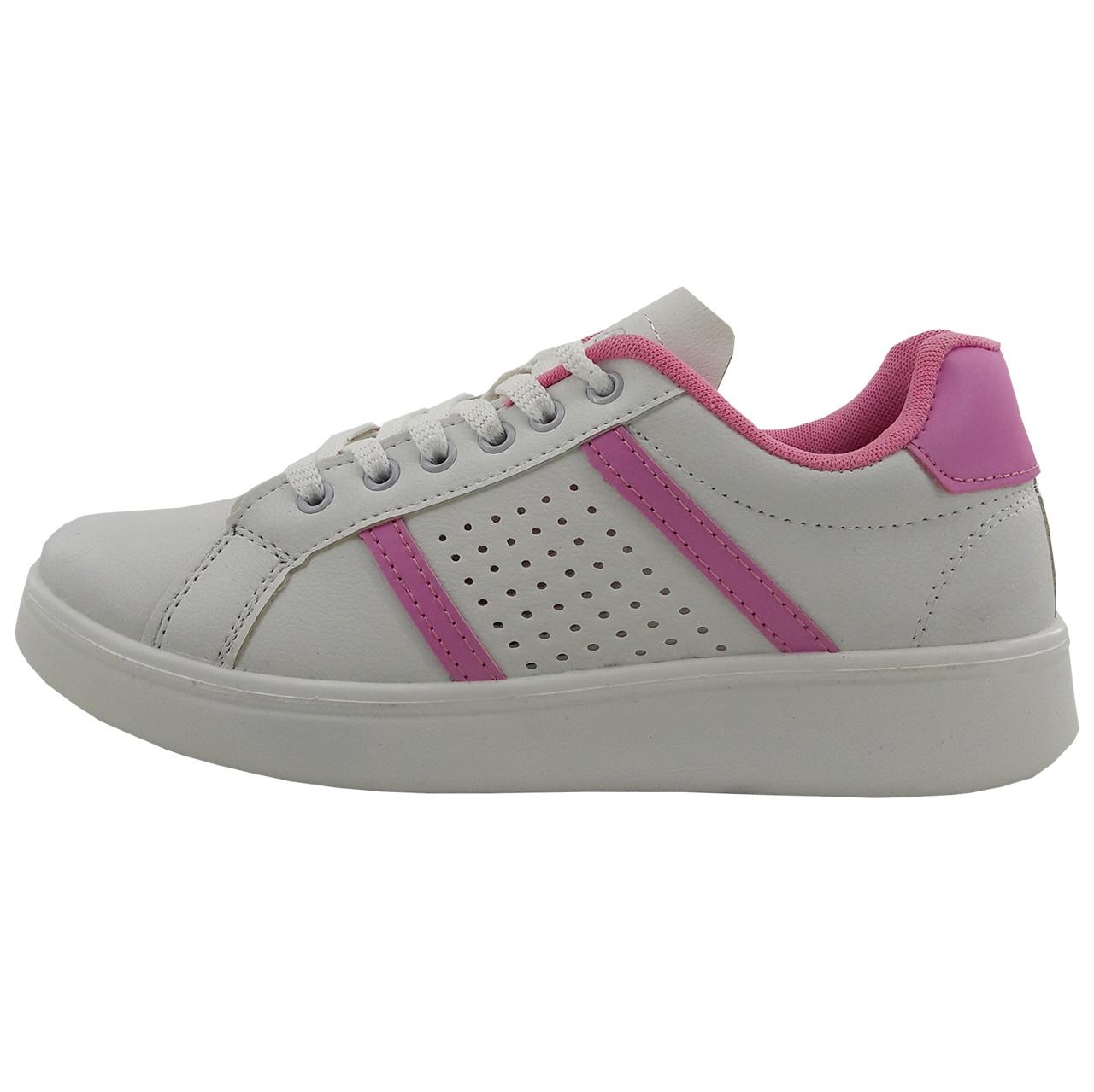کفش راحتی زنانه مدل Brk.wh.pnk-01