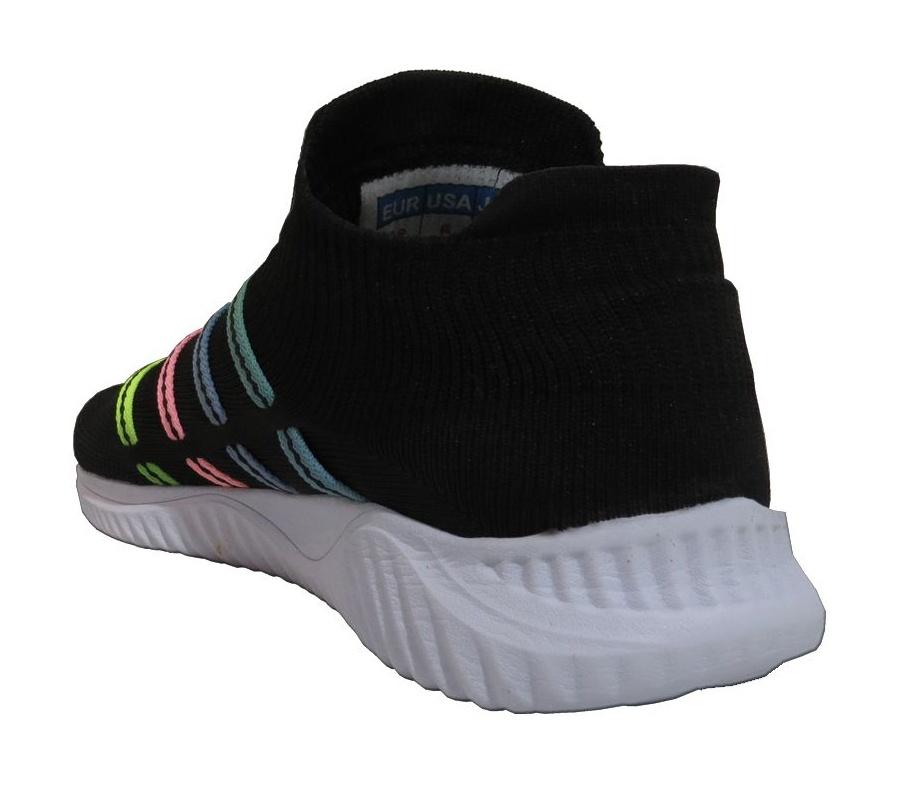 کفش مخصوص پیاده روی زنانه مدل rainbow