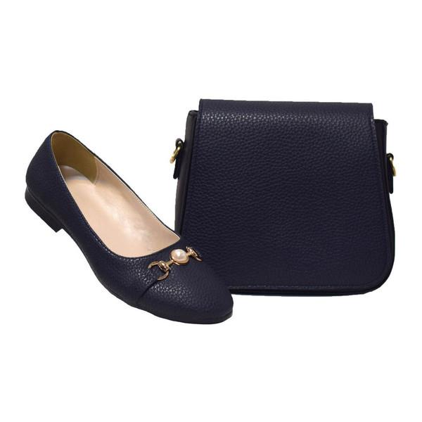 ست کیف و کفش زنانه کد SE085-12