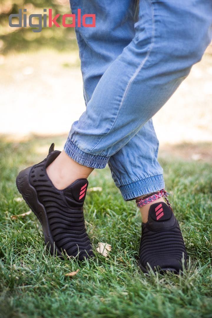 کفش مخصوص پیاده روی زنانه کد 9810 main 1 3