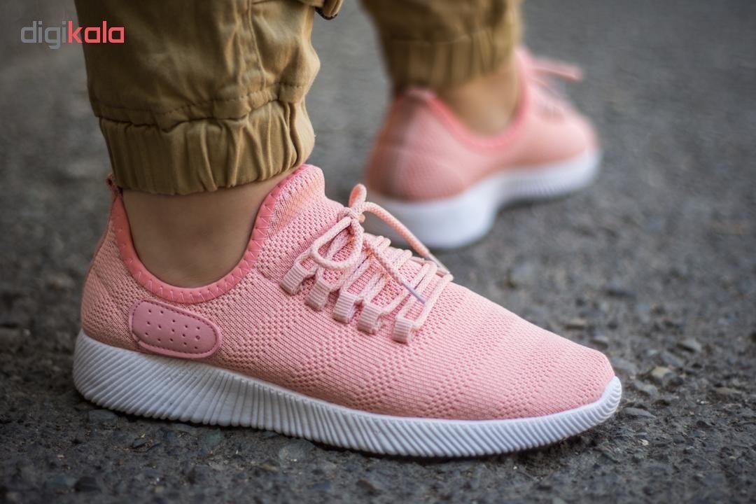 کفش مخصوص پیاده روی زنانه کد 9221 main 1 2