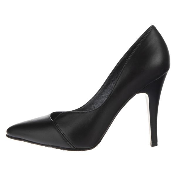 کفش زنانه چرم یاس مدل D95