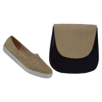 ست کیف و کفش زنانه کد SE075-02