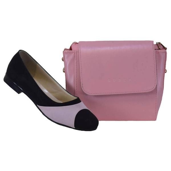 ست کیف و کفش زنانه کد SE074-06