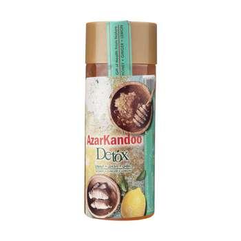 معجون عسل آذر کندو با زنجبیل و لیمو - 460 گرم