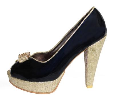 تصویر کفش زنانه کد 722-VS