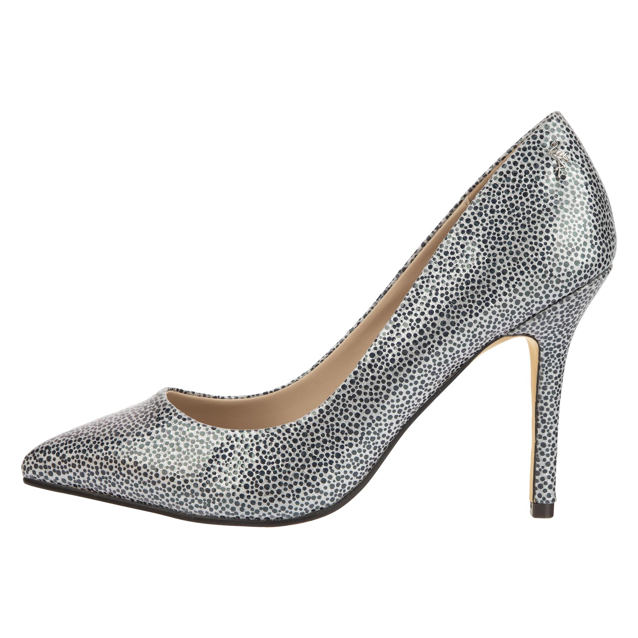 کفش زنانه منبور مدل 07080-SI