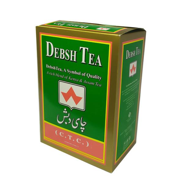 چای عطری سی تی سی دبش مقدار 500گرم