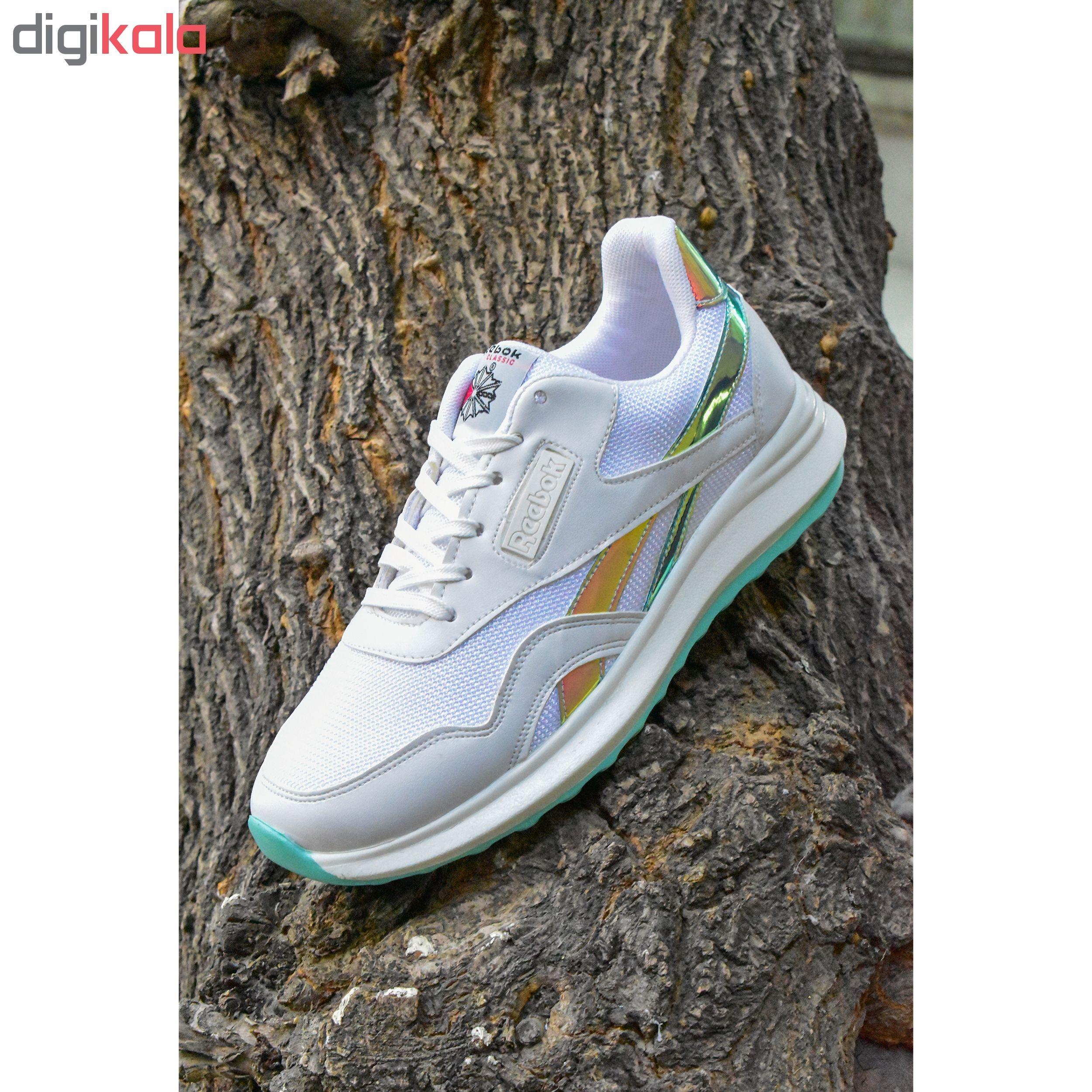 کفش مخصوص پیاده روی زنانه مدل شبنم کد 4430