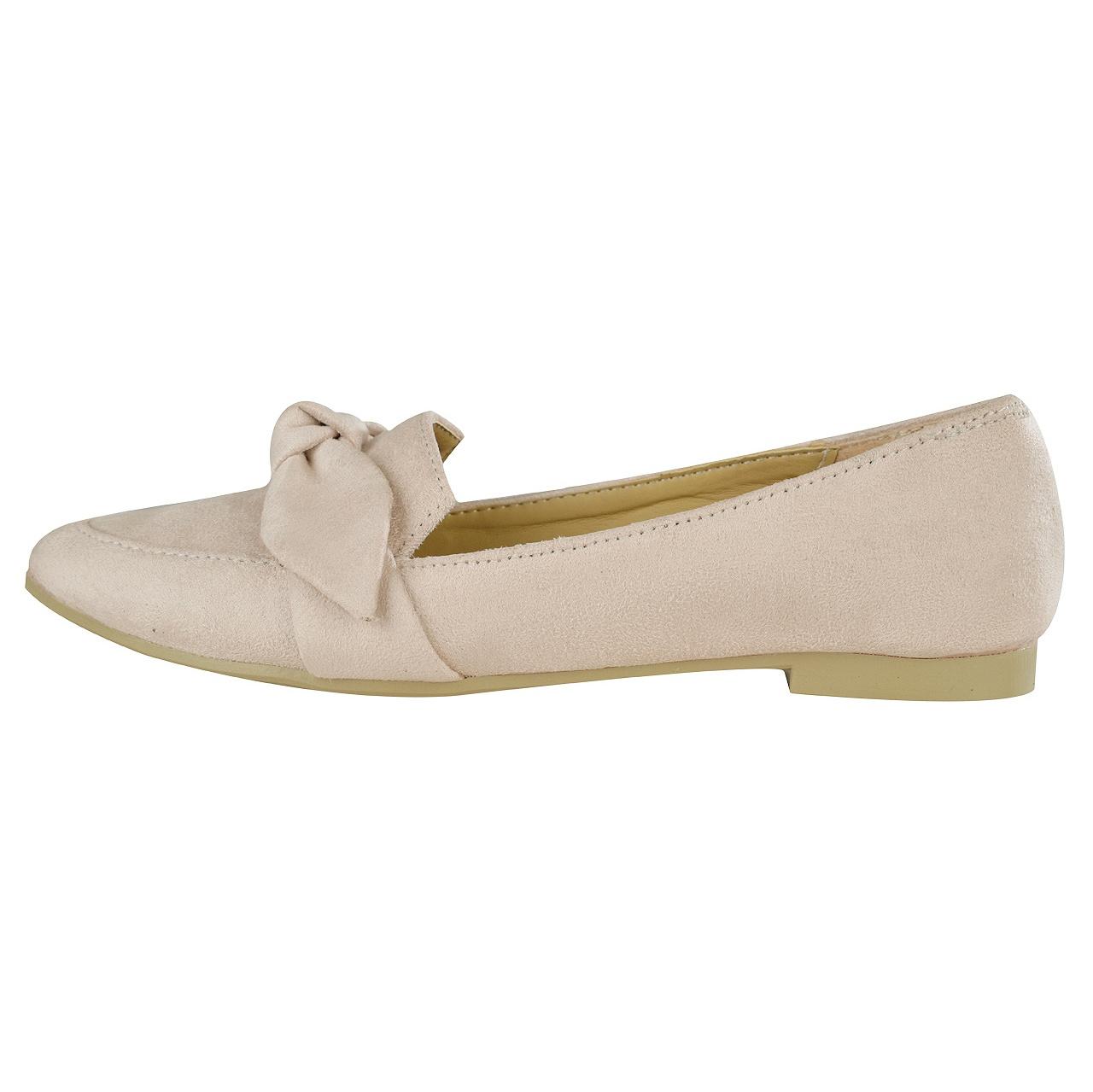 کفش زنانه مدل پاپیون کد 159013009