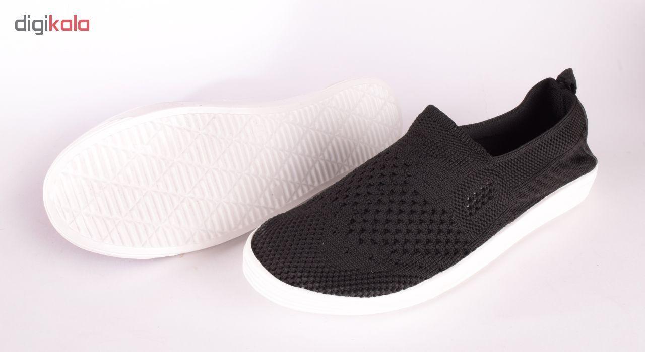 ست کیف و کفش زنانه کد BFT01-BL main 1 3