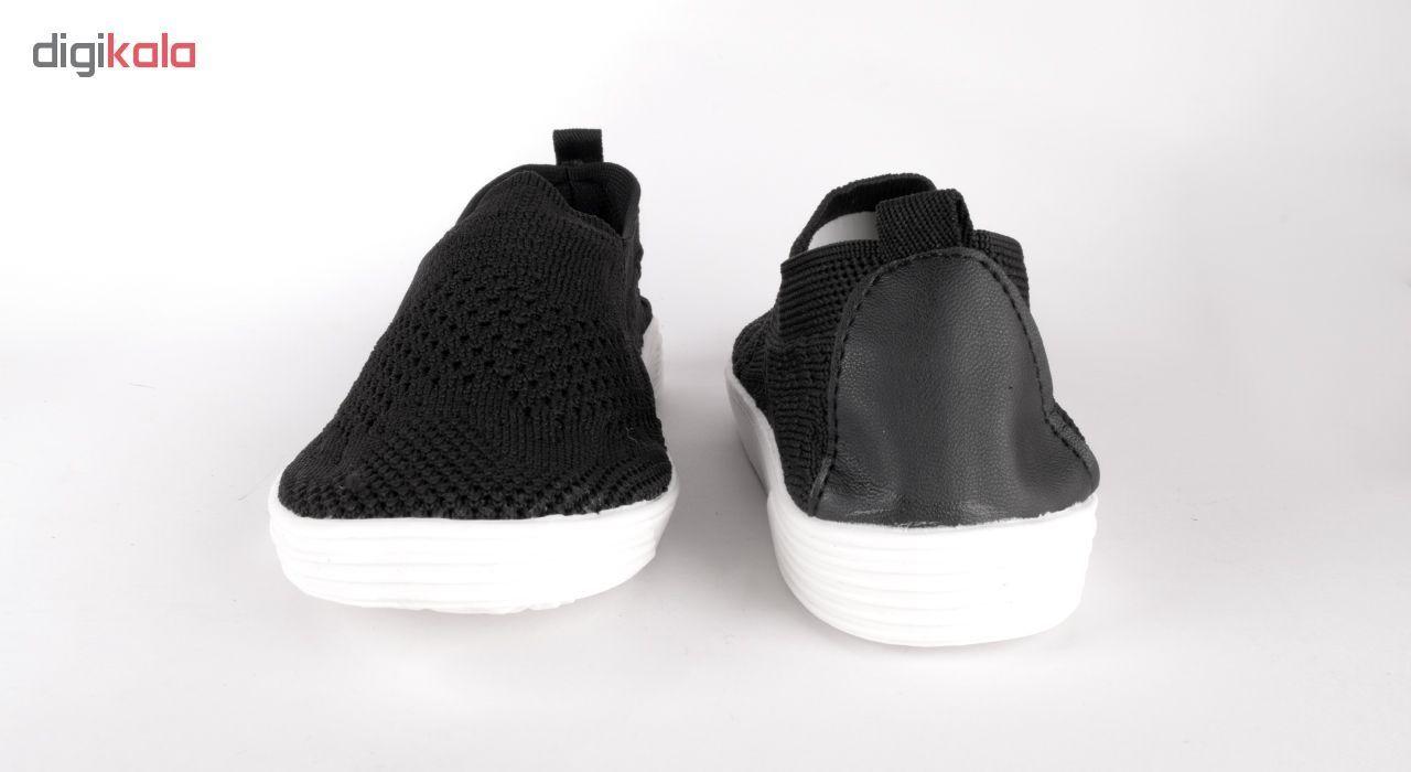 ست کیف و کفش زنانه کد BFT01-BL main 1 4