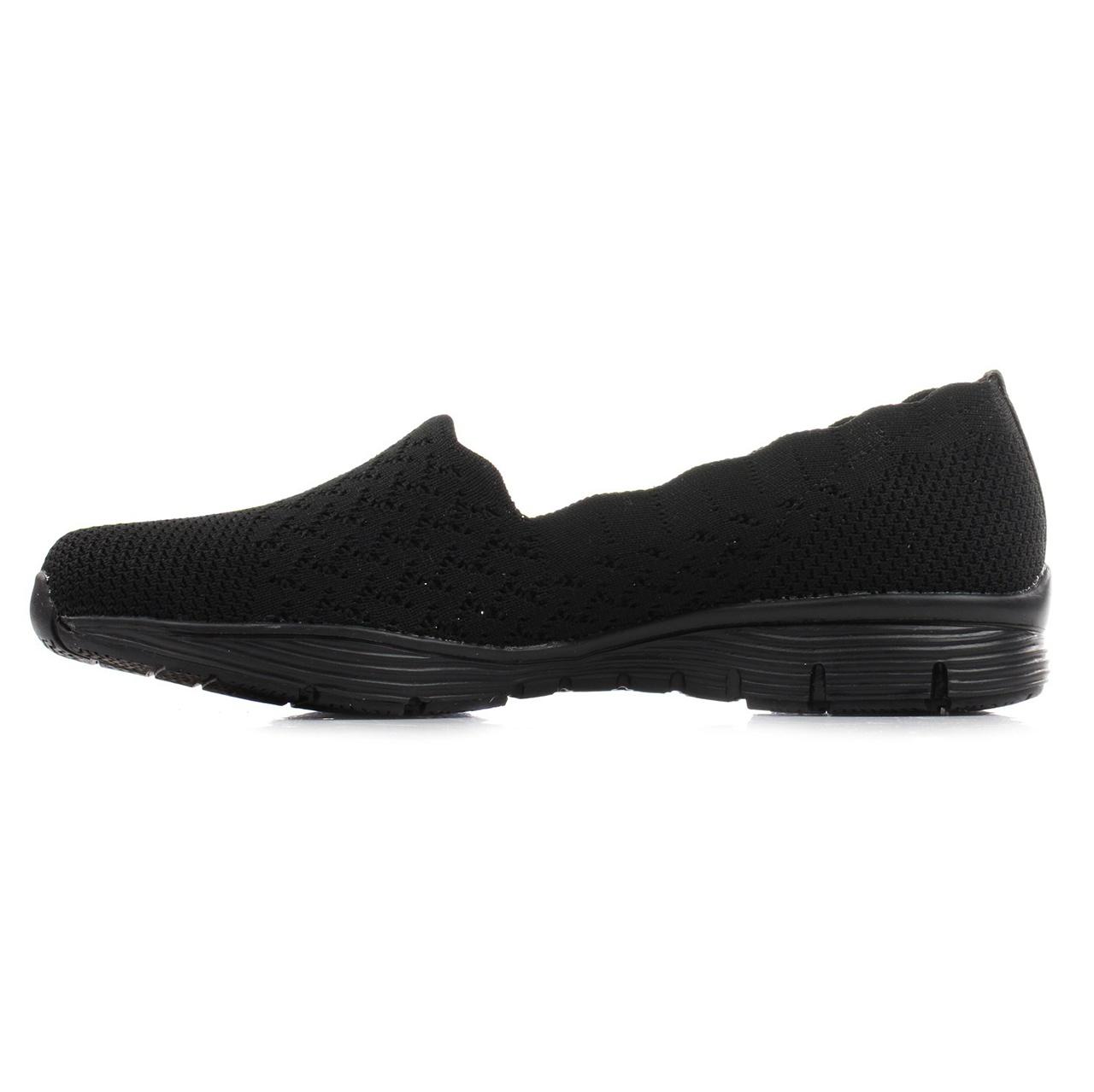 کفش مخصوص پیاده روی زنانه اسکچرز مدل MIRACLE 49481BBK