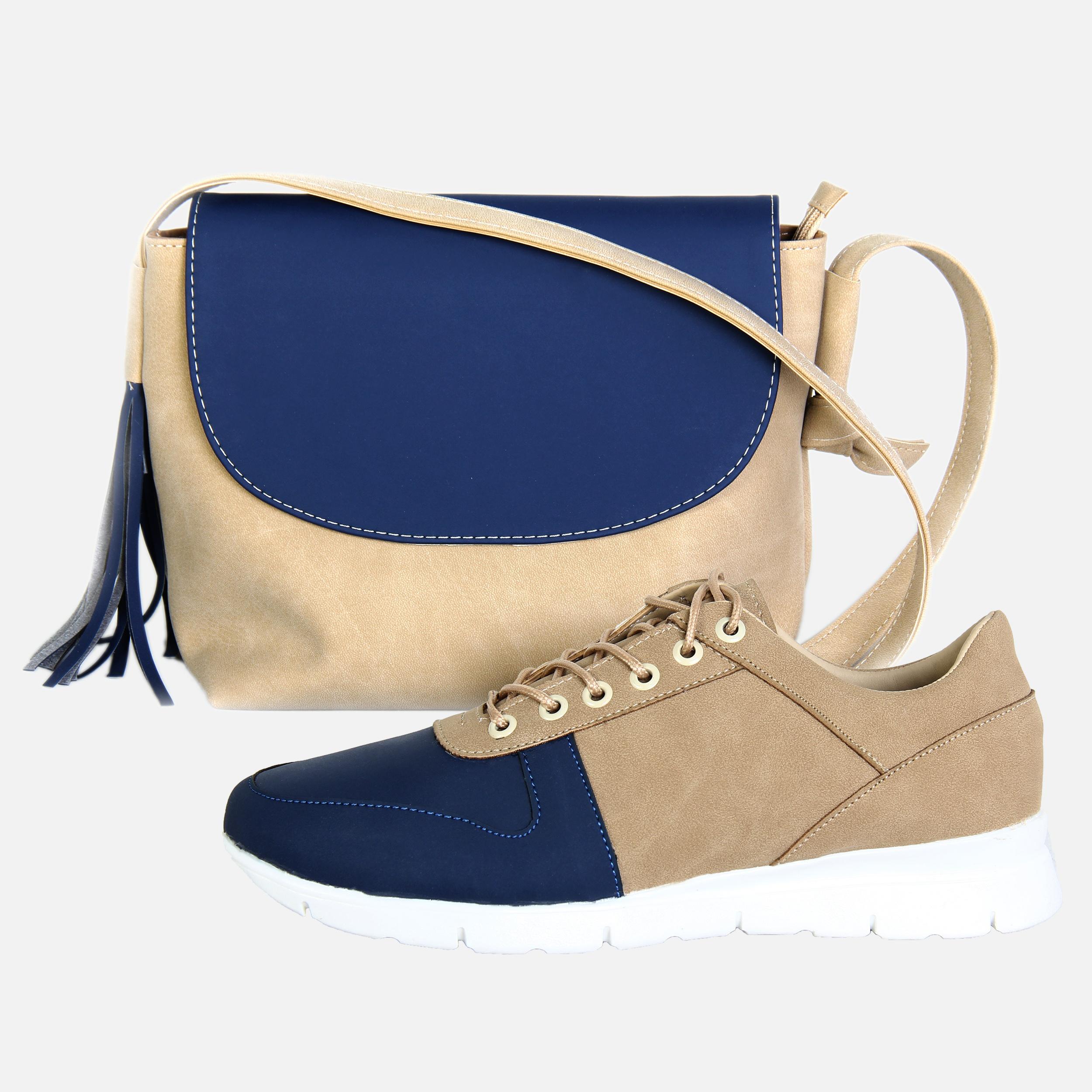 ست کیف و کفش زنانه کد 021