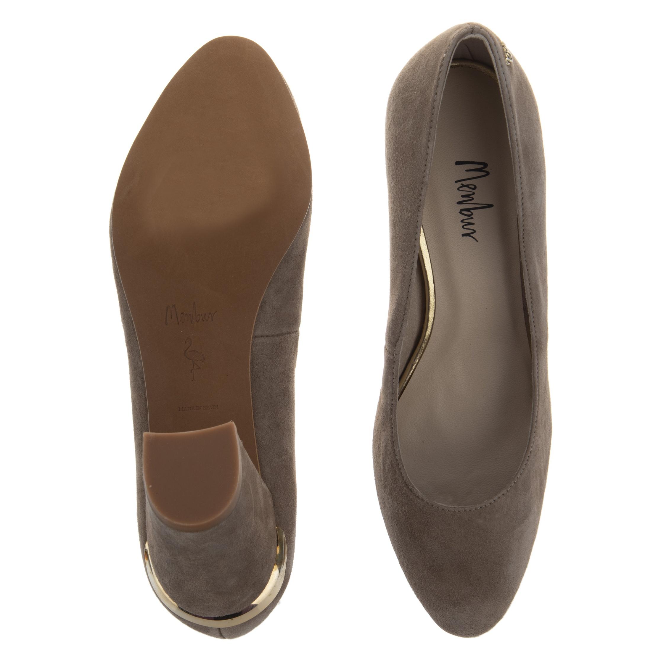 کفش نه منبور مدل 05765-TP