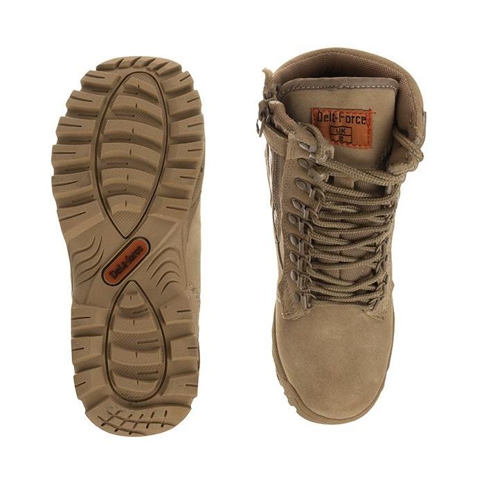 کفش طبیعت گردی زنانه دلتا فرس کد ۱۱