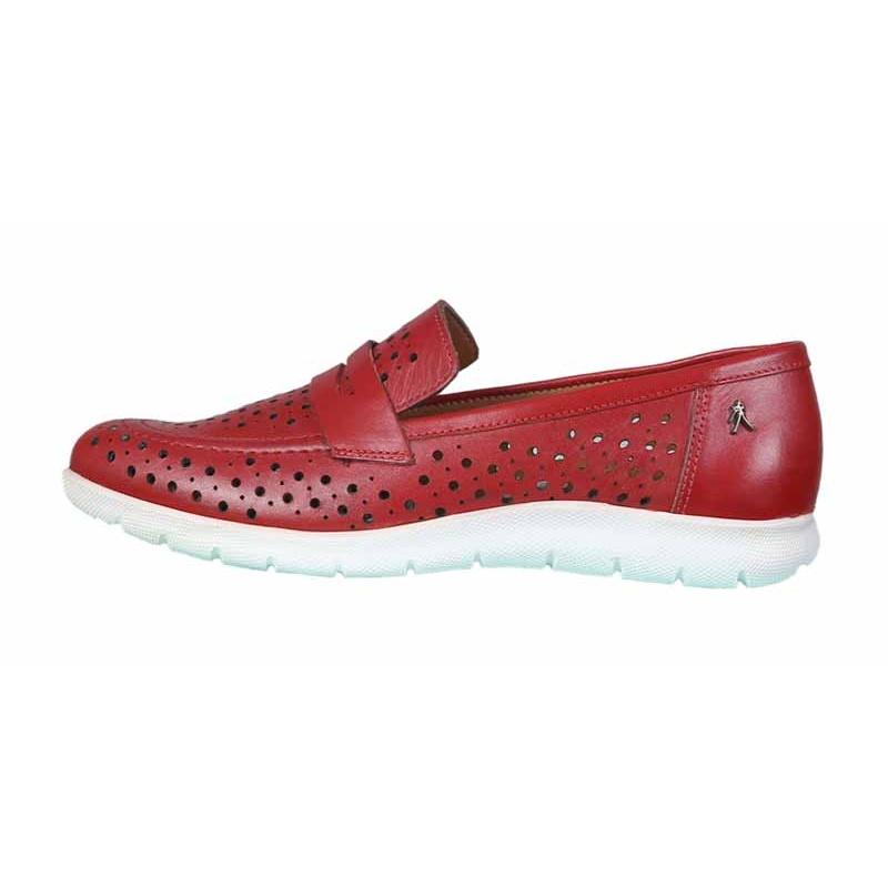 کفش روزمره زنانه نیکلاس کد 672-R