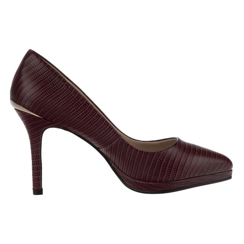 کفش زنانه منبور مدل 07215-RU