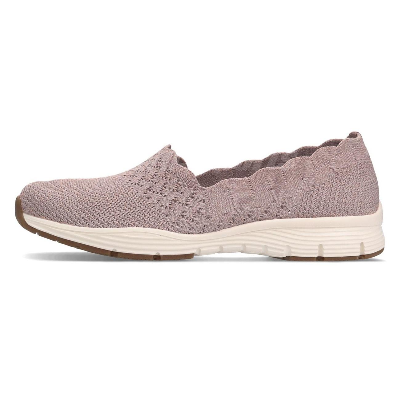کفش راحتی زنانه اسکچرز کد MIRACLE49481ROS