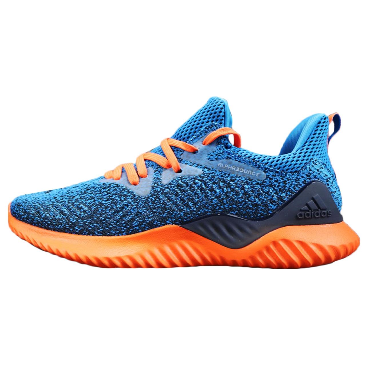 کفش مخصوص دویدن زنانه آدیداس مدل Alpha Bounce کد 67-76665