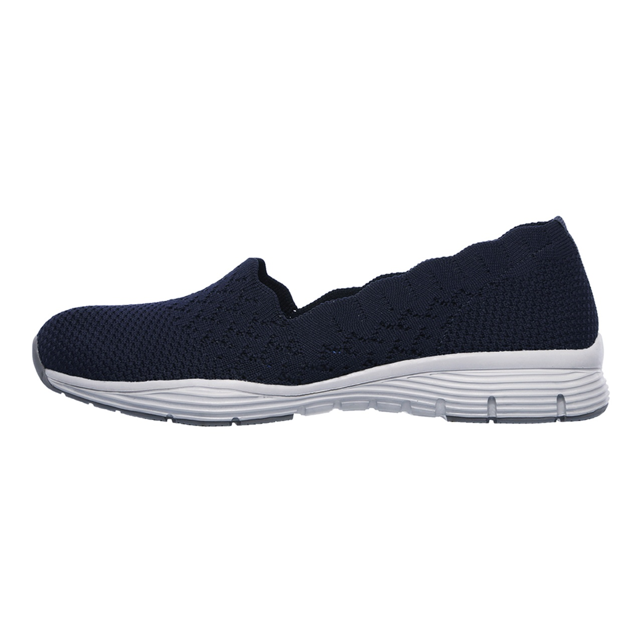 کفش مخصوص پیاده روی زنانه اسکچرز مدل MIRACLE 49481 NVY