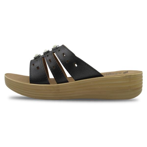 دمپایی زنانه کفش شیما مدل R321 کد 1461