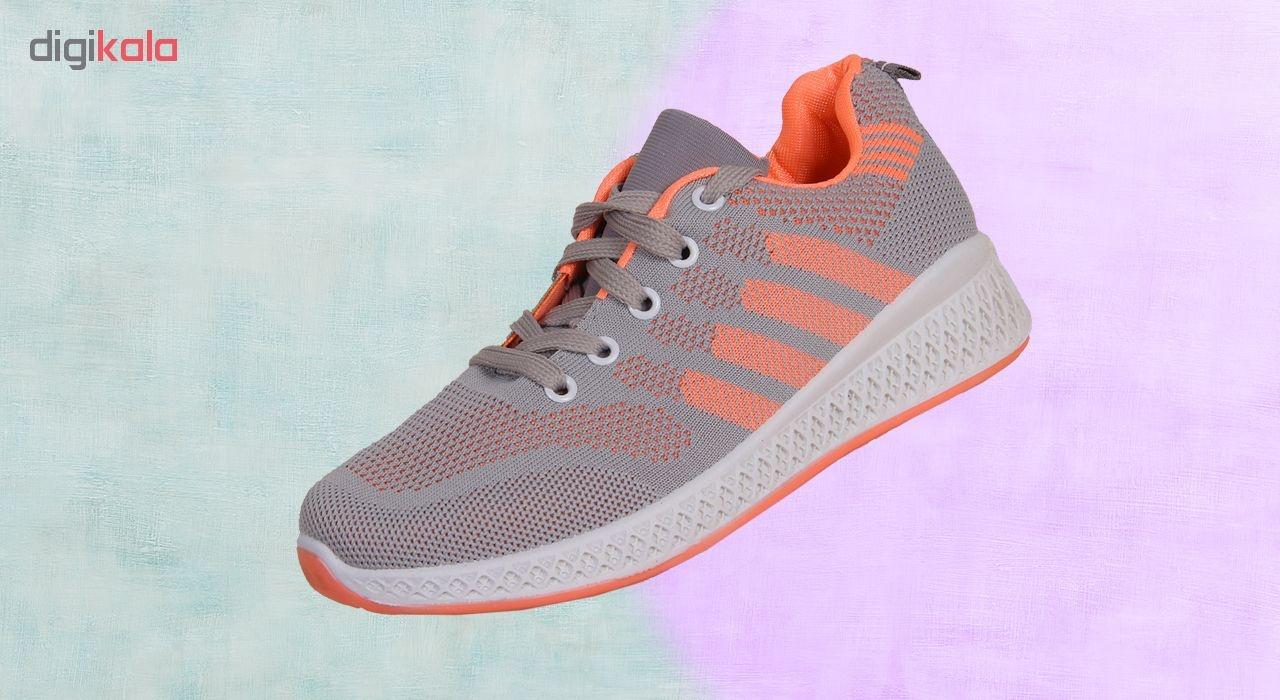 کفش مخصوص پیاده روی زنانه کد 21-808 main 1 7
