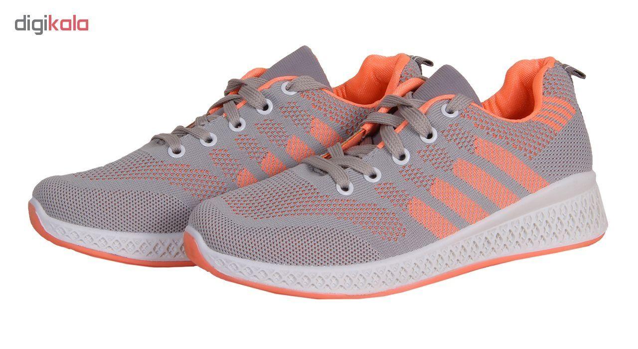 کفش مخصوص پیاده روی زنانه کد 21-808 main 1 6